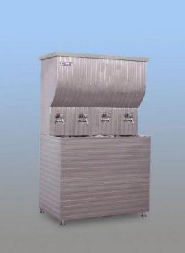 ابسردکن 4 شیره ایستاده مدل ES108،الکترواستیل، نمایندگی قباد روشن در بابل، نمایندگی الکترواستیل در بابل ،انمایندگی قباد روشن، نمایندگی الکترواستیل